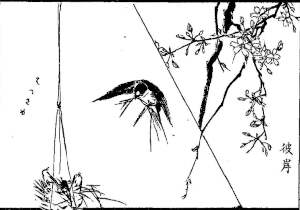 彼岸の俳句と季語(やまとにしき)