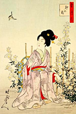 季語(雪月花卯の花:国会図書館オンライン)