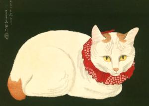 竈猫の俳句と季語(日本風景選集)