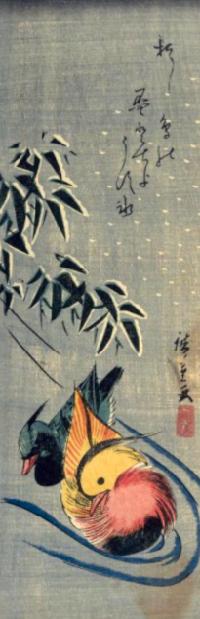 鴛鴦の俳句と季語(国会図書館)
